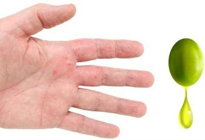 Remède naturel contre l'eczéma de contact